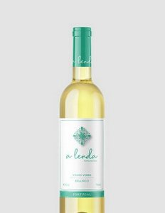 A Lenda Portuguesa Vinho Verde Branco  750ml