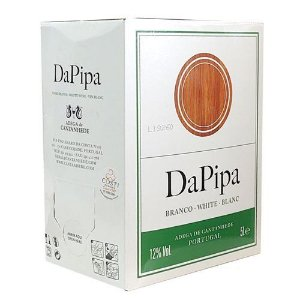 Da Pipa Bag in Box Branco  5L
