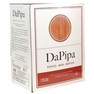 Da Pipa Bag in Box Tinto 5L