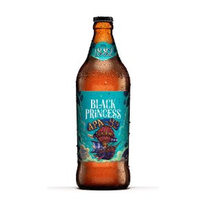Cerveja Black Princess APA -82 600 ml