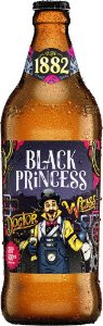 Cerveja Black Princess Doctor Weiss  600 ml