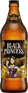 Cerveja Black Princess  Miss Blonde  600 ml - Blonde Ale