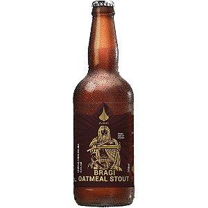 Cerveja OL Beer BRAGI OATMEAL STOUT 500 ml