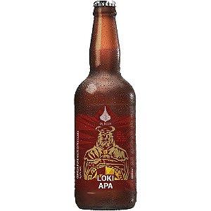Cerveja OL Beer Loki APA 500 ml