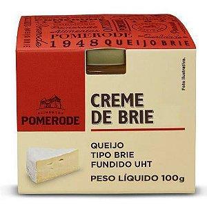 Creme de Brie Pomerode 100 g
