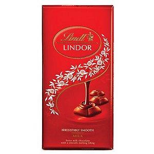 Chocolate Lindt Lindor ao Leite 100g