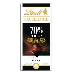 Chocolate Lindt Excellence 70% Cacau 100g
