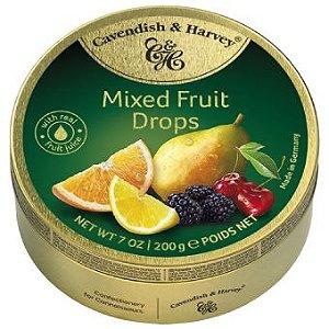 Bala Mix de Frutas Cavendish & Harvey 200g