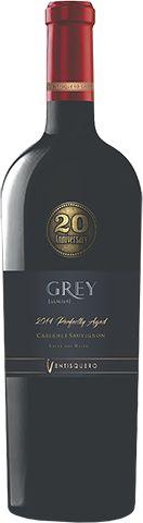 Ventisquero Grey Cabernet Sauvignon Edição Especial (2014) – 750ml