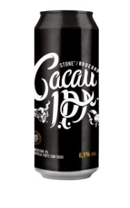 Cerveja Bode Brown Cacau IPA Lata 473ml