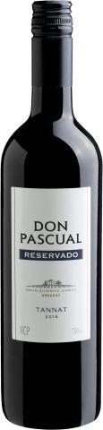 Vinho Tannat Don Pascual Reservado - 750ml
