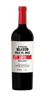 Fuego Blanco Flint Stone Malbec 750ml