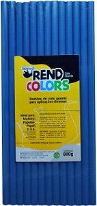 Bastão Rendcolors Azul 800g 11,2x300mm