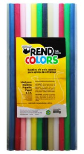 Bastão Rendcolors 800g 7,5x300mm