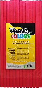 Bastão Rendcolors Vermelho 800g 11,2x300mm