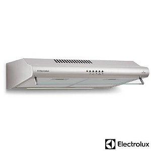 Depurador 60cm de Parede Inox DE60X 127v - Electrolux
