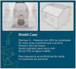 SHIELD CASE - PROTETOR DE LEITO HOSPITALAR