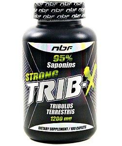 TRIBULUS TRIB-X STRONG 1200MG, 100 TABLETES, NBF NUTRITION