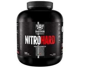 Nitrohard 1,8kg - Blend WPI + WPC Darkness Integralmédica