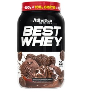 BEST WHEY, Atlhetica Nutrition, Whey Protein 3w, 1KG
