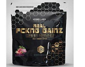 REAL FCKNG GAINZ MASS, Under Labz, Massa, 4,5Kg