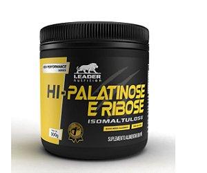 HI-PALATINOSE E RIBOSE, LEADER NUTRITION, 300G