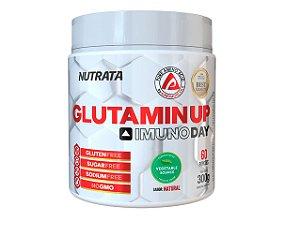 GLUTAMIN UP, IMUNO DAY,  Nutrata, Glutamina, 300g