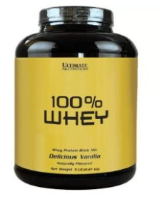100% WHEY (2,27Kg) - 3w Ultimate Nutrition
