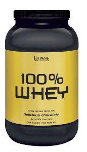 100% WHEY (907g) - 3w Ultimate Nutrition