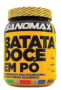 Batata Doce em pó (800g) - Sanomax