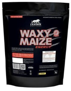 WAXY MAIZE ENERGY 1KG CARBOIDRATO DE MILHO - LEADER NUTRITION