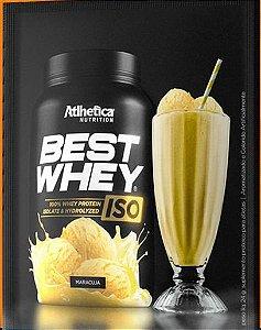 SACHET BEST WHEY ISO 20g - Atlhetica Nutrition.