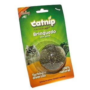 BOLINHA DE CATNIP - Erva do Gato