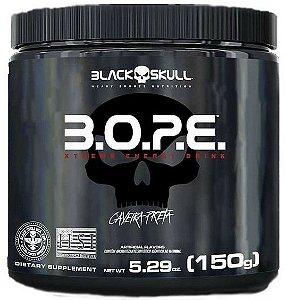 BOPE 150g - PRE-TREINO BLACK SKULL