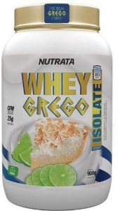 Whey Protein Grego ISOLATE (900g) - wpi NUTRATA