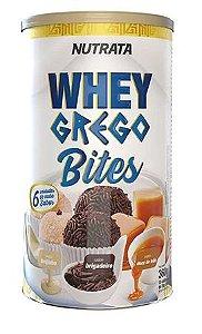 Grego Bites Lata (6 unidades de cada sabor) - barra de proteina Nutrata