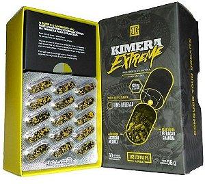 Kimera Extreme Iridium (60 Cáps) Termogênico 420mg cafeína