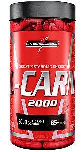 L-CARN 2000 (120 caps) - L-CARNITINA IntegralMedica