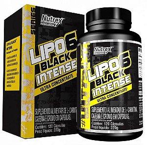 Lipo 6 Black Intense Nutrex (120 Caps)