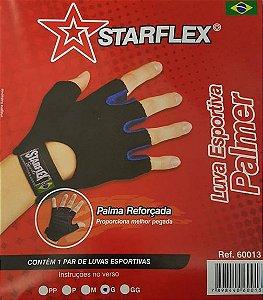 Luva Esportiva (Grande) - PALMER AIR FIT - Starflex