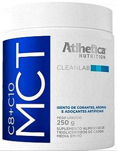 MCT C8+C10 (250g em pó) - TCM Triglicerídeos Atlhetica Nutrition coenzima