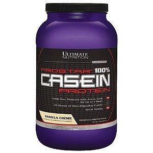 Prostar 100% Casein 907g - Caseína Ultimate Nutrition