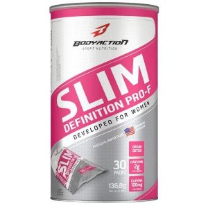 Slim Definition 30 Packs - Emagrecedor Bodyaction