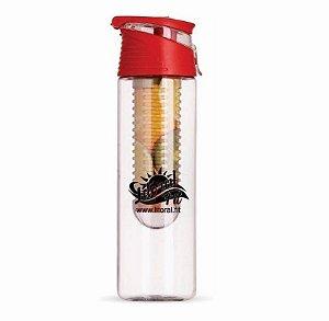 Squeeze infusor 700ml - Água aromatizada Litoral Fit