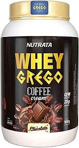 Whey Grego 3w COFFEE CREAM (900g) - NUTRATA