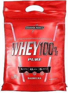 Whey 100% Pure (907g) - refil Concentrado Wpc Integralmédica