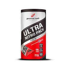 Ultra Nitro Pack 44 packs - pré treino Probiótica