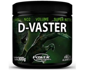Pre-Treino D-VASTER (300g) - Power Supplements