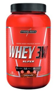 SUPER WHEY 3W (907g) - IntegralMedica