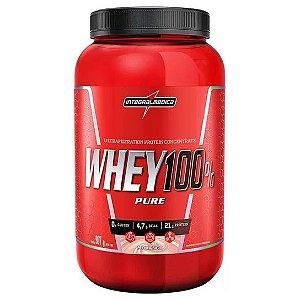 Whey 100% Pure 907g Integralmédica WPC